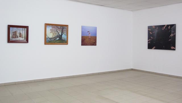 Werke von Detlef Glöde und Chady Seubert