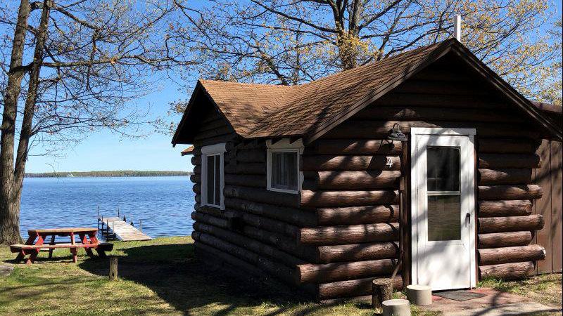 Cabin #4 - The Hack-Ma-Tack