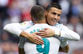 Real Madrid Melumat Malaga 3-2