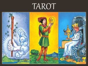 All About My Own Tarot Reading