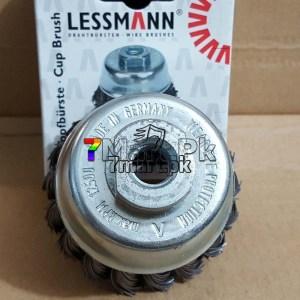 Cup Brush 65x14mm Lessmann Germany