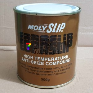 High Temperature Anti-Seize Compound  Copaslip Molyslip 500g