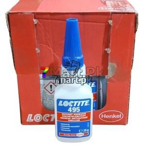 Original Henkel Loctite 495