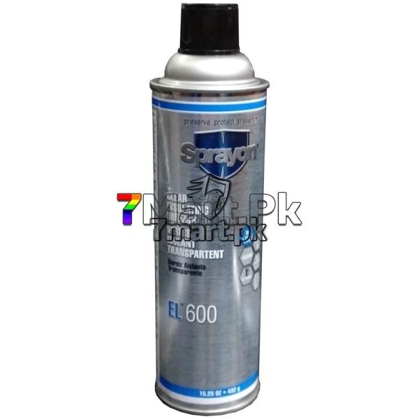 Sprayon Clear Varnish USA