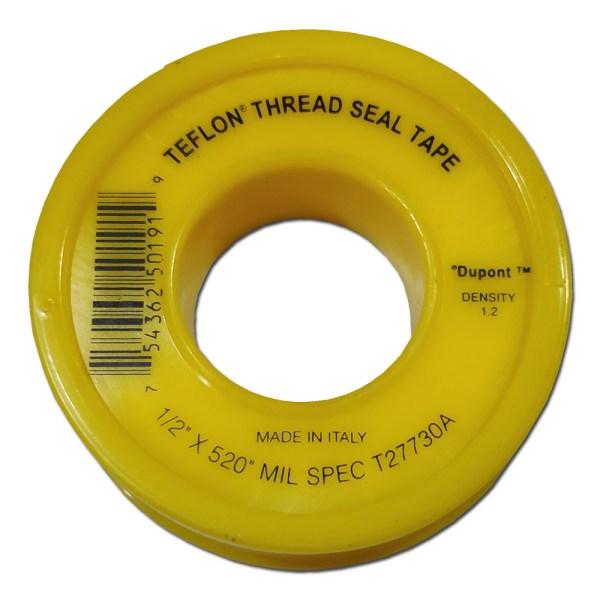 Dupont 12mm PTFE Teflon Thread Sealant Tape,