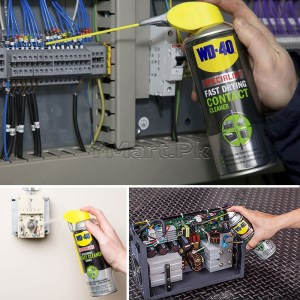 WD-40 Contact Cleaner Usages