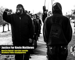 Justice For Kevin Matthews