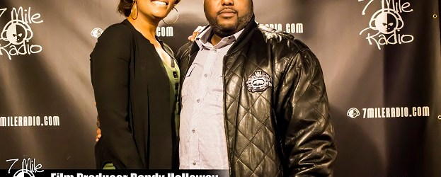 Detroit's Own Film Producer Randy Holloway