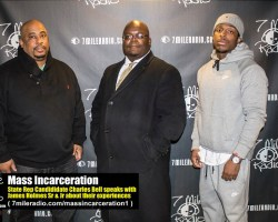 Mass Incarceration with James Holmes Sr & Jr