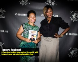 Breaking Free with Tamara Rasheed