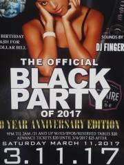 Black Party 2017