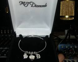 Mj Diamonds Bracelet Giveaway !