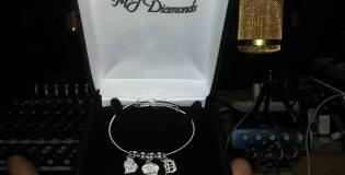 Mj Diamonds Bracelet Giveaway !