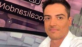 Leo Dias muda cor do cabelo para não ser demitido do SBT