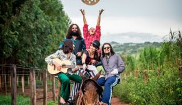 Vish Maria lança single e sai em turnê Sul-Americana