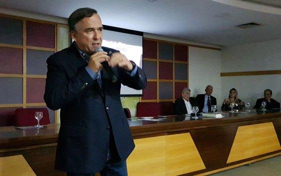 Sandro Mabel declara que vai trabalhar para fortalecer economia de Anápolis