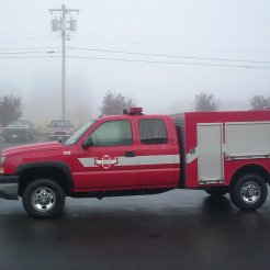Boeing Fire Chief's Trucks - 3 of them 001