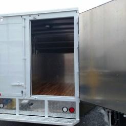 Detonator Transport Explosives Transport Truck Bodies 12