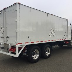 Detonator Transport Explosives Transport Truck Bodies 2