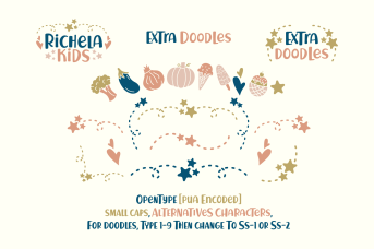 Richela Kids Font by Keithzo (7NTypes)_3