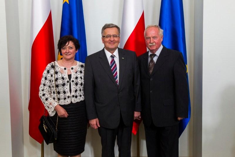 Fot. Łukasz Kamiński - Kancelaria Prezydenta RP