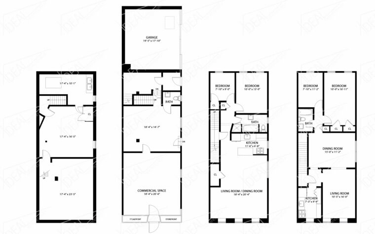 Mixed-Use Property: A Residential-Commercial Hybrid