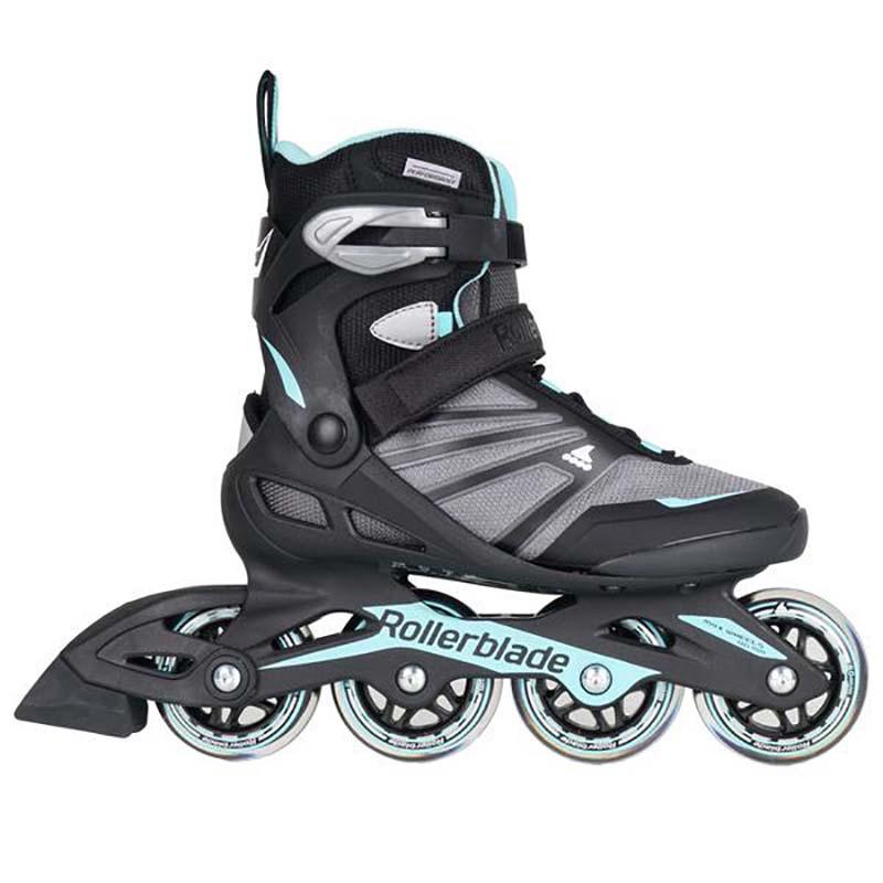 Rollerblade Zetrablade Ladies Inline Skate Black Blue