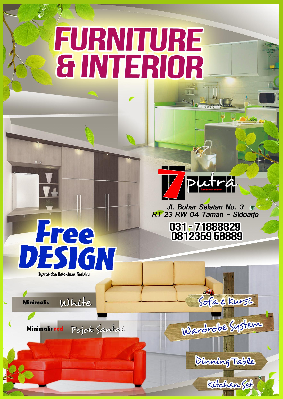brosur 7putra furniture  7putrafurniture