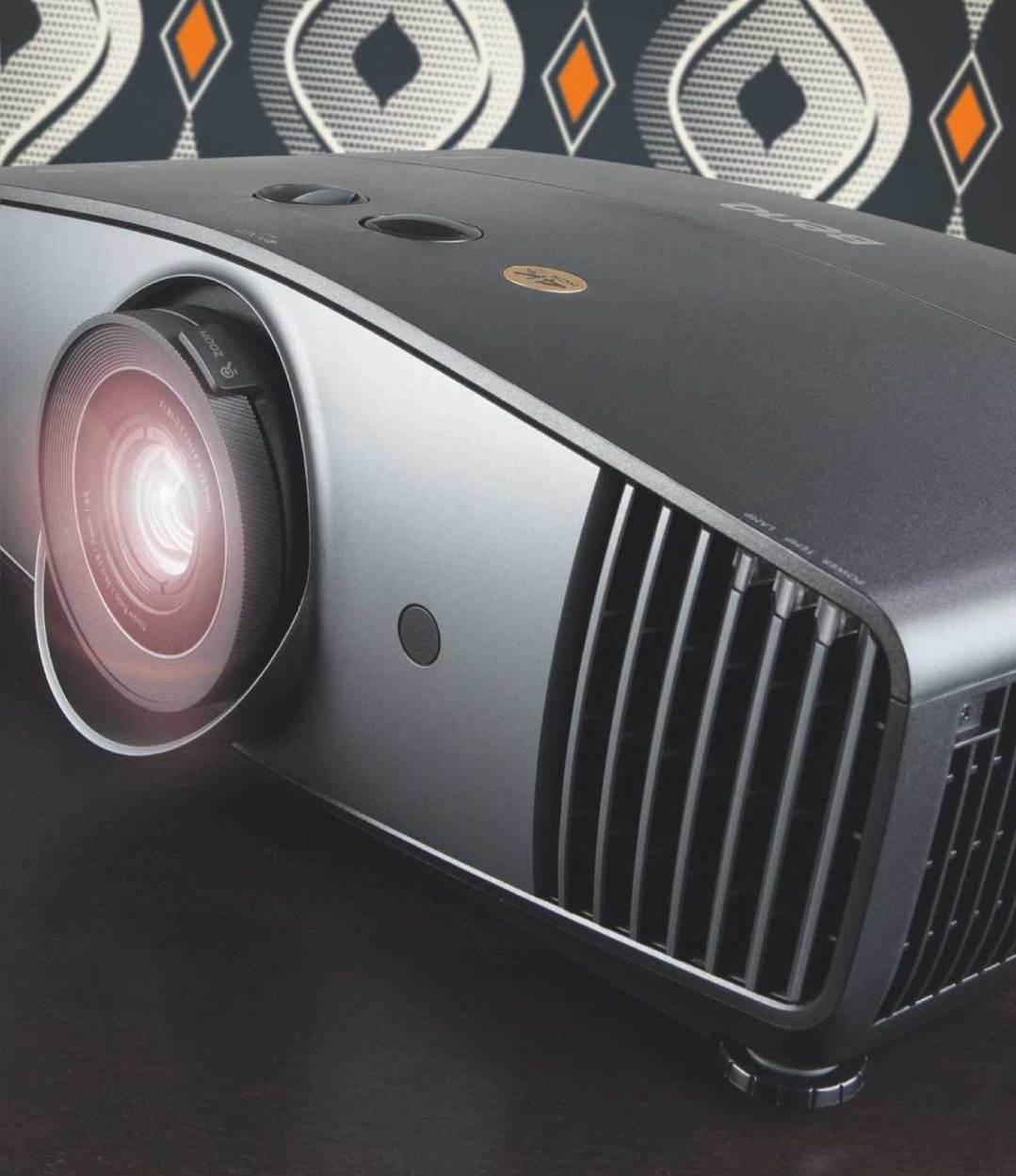 Benq W5700 Review Dlp Reaches Its 4k Prime 7review