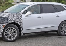 2021 Buick Enclave Changes