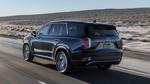 2021 Hyundai Palisade Price