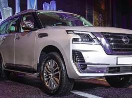 2021 Nissan Armada previewed by Patrol