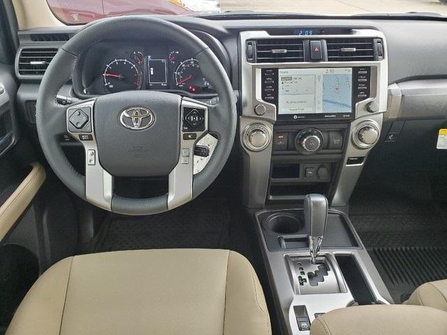 2021 Toyota 4Runner Interior