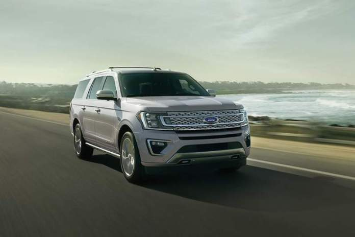 New Ford Expedition