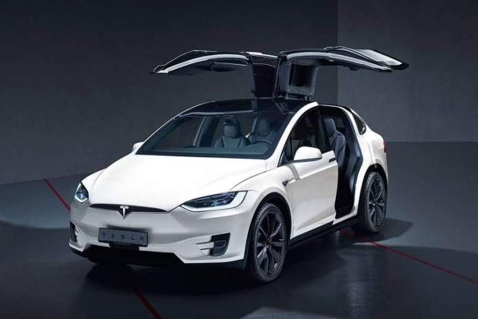 New Tesla Model X - 7-seater SUV