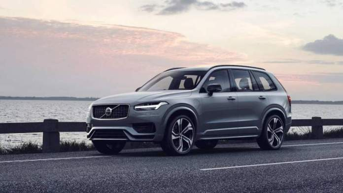 New Volvo XC90 - 7-seater SUV