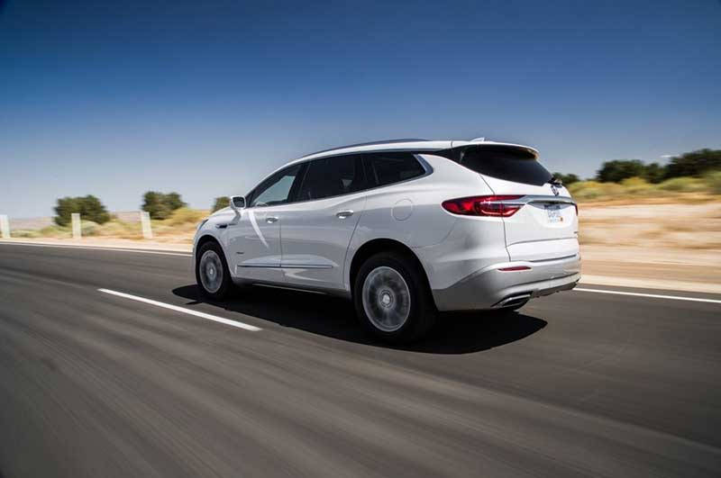 2020 Buick Enclave Changes Including Interior Colors And