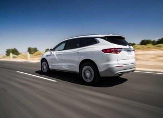 2020 Buick Enclave changes