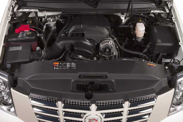 2020 Cadillac Escalade engine specs