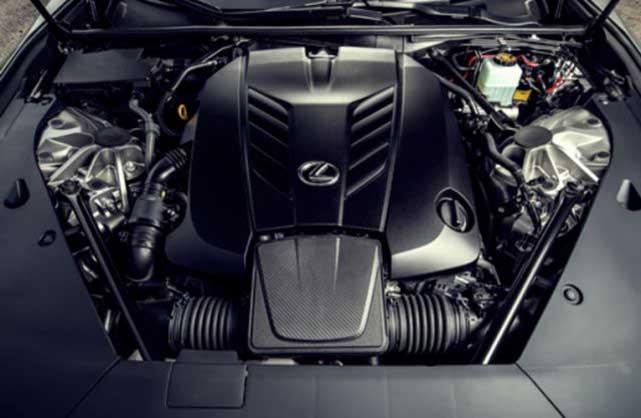 2020 Lexus GX 460 engine specs