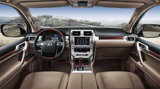 2020 Lexus GX 460 Release Date, Price, Upgrades, Interior >> 2020 Lexus Gx 460 Will Have More Space Inside After The