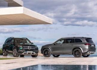 2020 Mercedes-Benz GLS changes