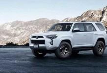2020 Toyota 4Runner redesign