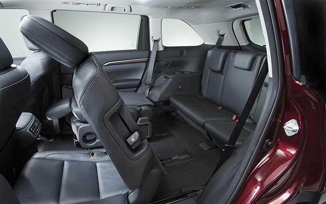 2020 Toyota Highlander seven-seat SUV
