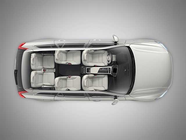 2020 Volvo XC90 6 seater