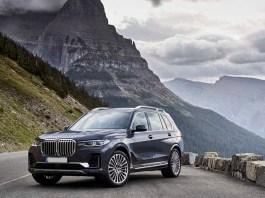 2020 BMW X7 hybrid
