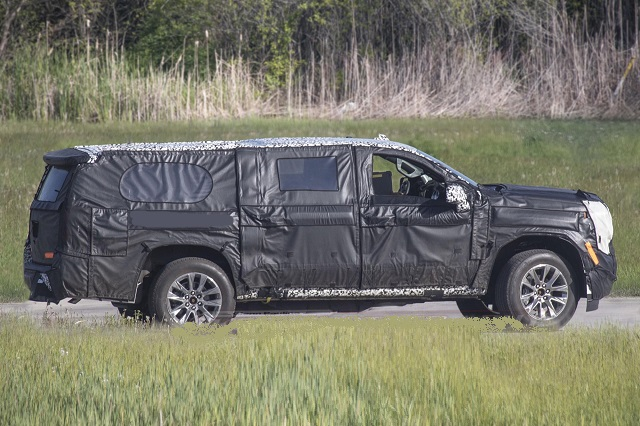 2020 Chevrolet Suburban new generatios