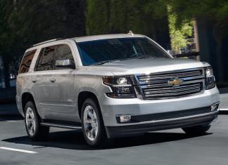 2020 Chevrolet Tahoe release date