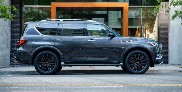 2020 Infiniti QX80 Redesign, Interior >> 2020 Infiniti Qx80 Interior Changes And Prices 7 Seater Suvs