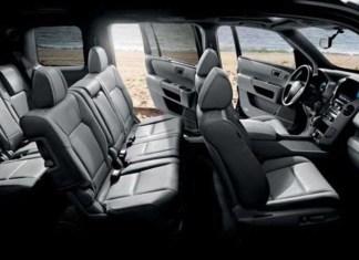2020 Lincoln Navigator 8-seat suv
